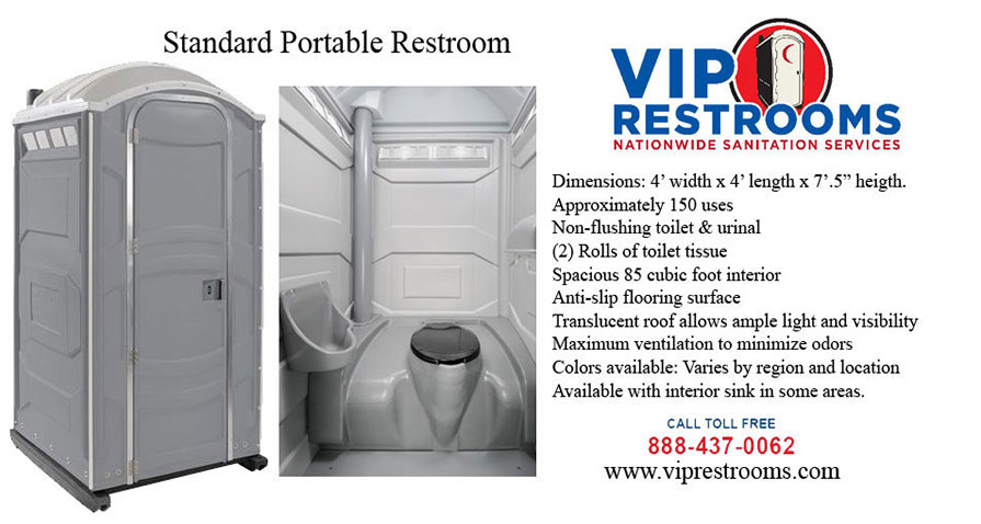 Clean, Easy & Affordable Porta Potty Rentals | Free Quotes